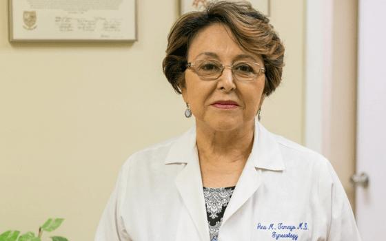 DR. ANA M. TAMAYO